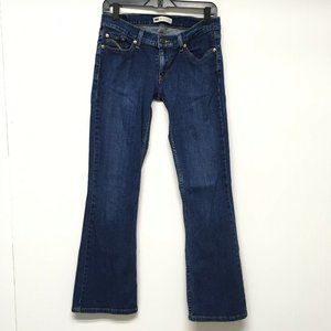 Levi 524 Too Superlow Jeans 9 M Stretch Slim Boot